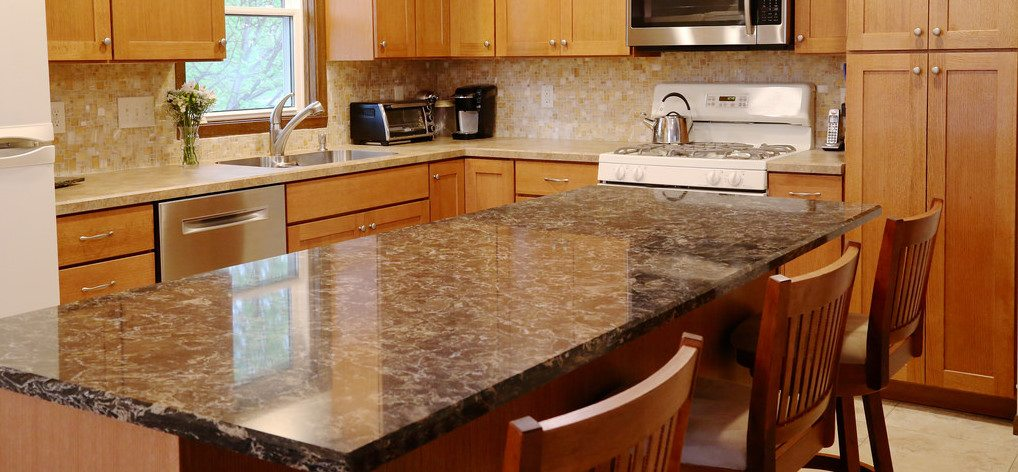 4 Countertop Materials for Kitchen Remodeling Projects ...